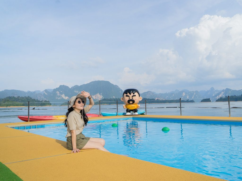 4 Days 3 Nights Chiew Larn Lake: All-Inclusive Package